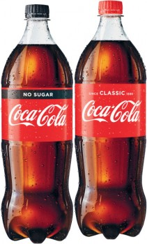 Coca-Cola-Soft-Drink-1.25-Litre on sale