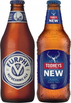Furphy-Ale-or-Tooheys-New-24-Pack on sale